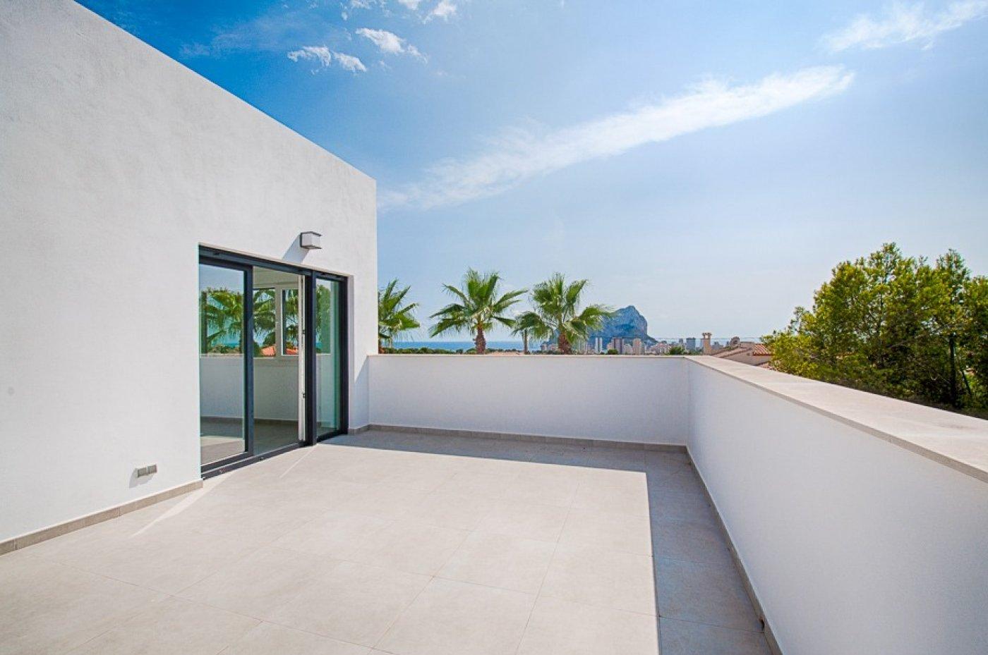 Villa in Calpe Gran sol