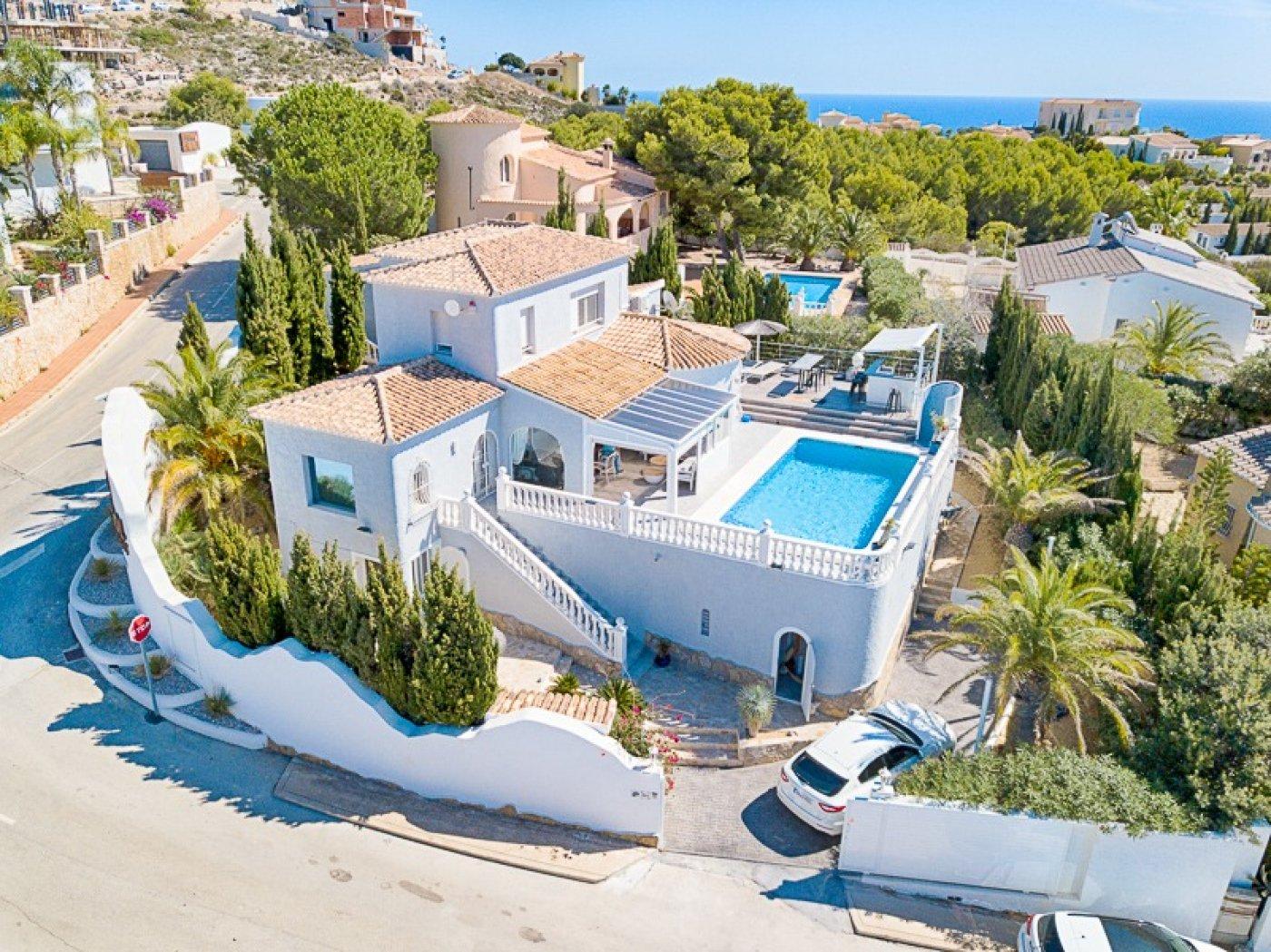 villa en benitachell · cumbre-del-sol 598000€