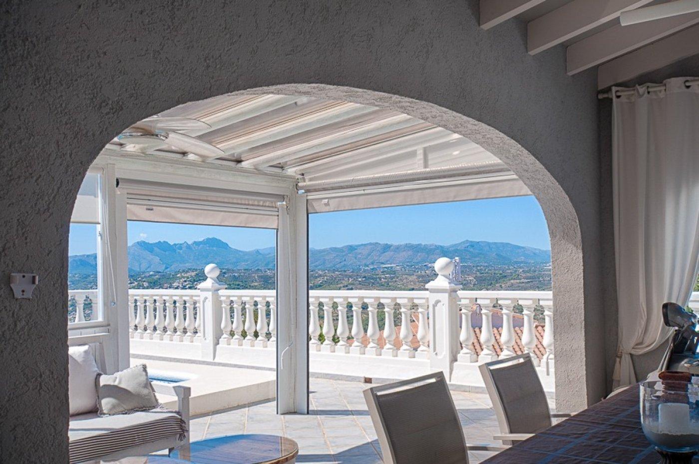 Estate Agents Moraira – Property for sale in Moraira – Villa – Cumbre Del Sol – Benitachell