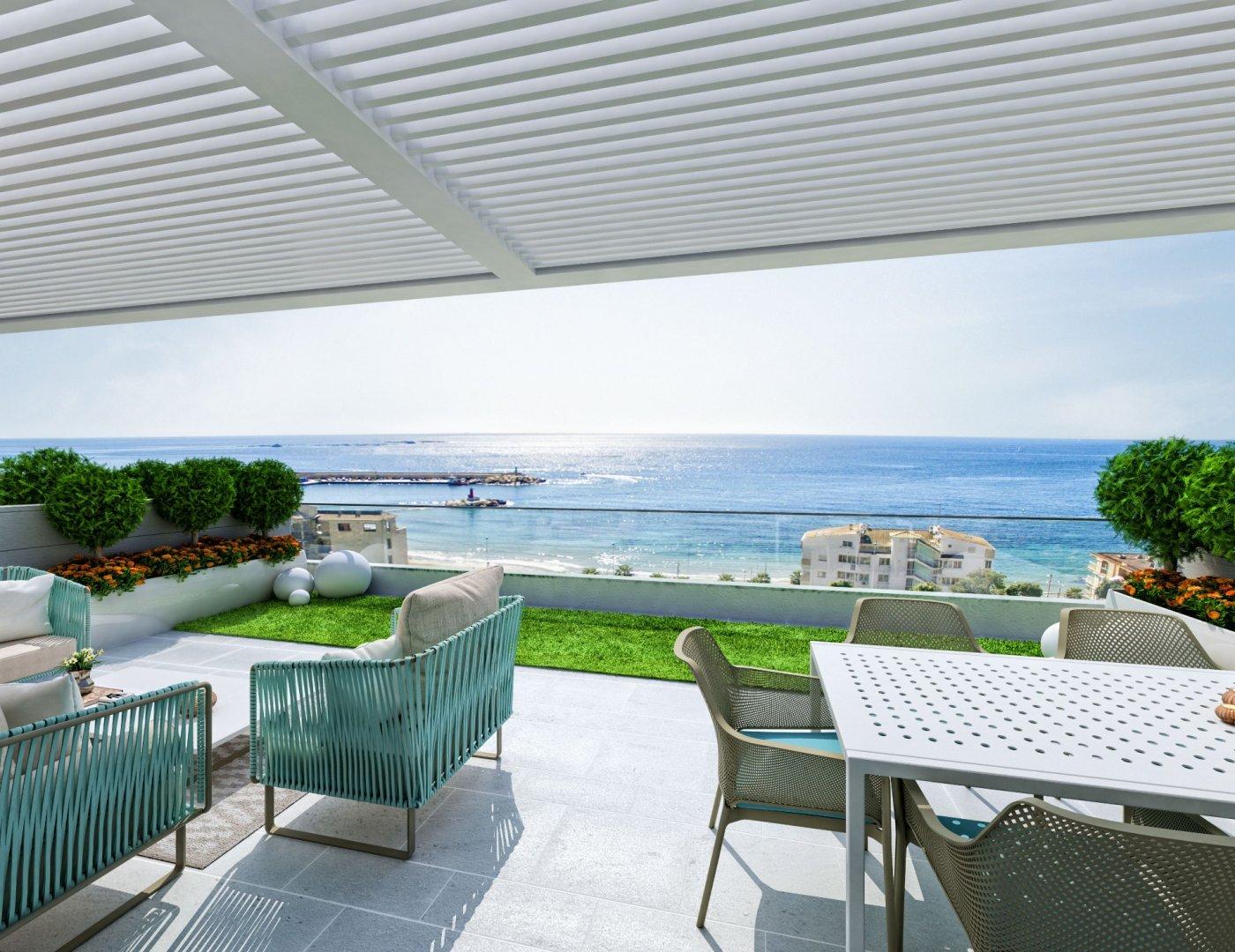 apartment en villajoyosa · 2a-linea 370000€