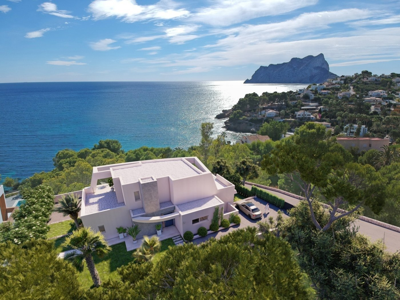 Estate Agents Moraira – Property for sale in Moraira – Villa – Benissa Costa – Benissa