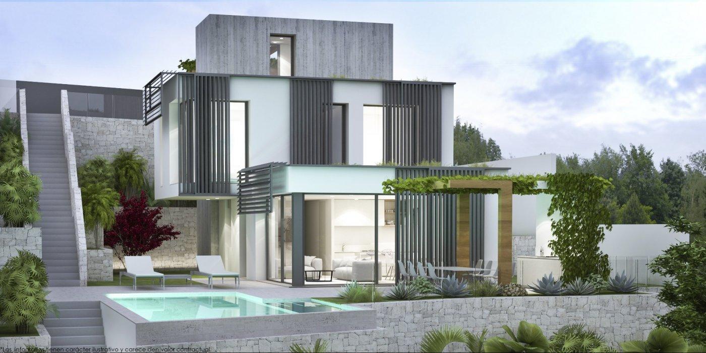 villa en benissa · baladrar 760000€