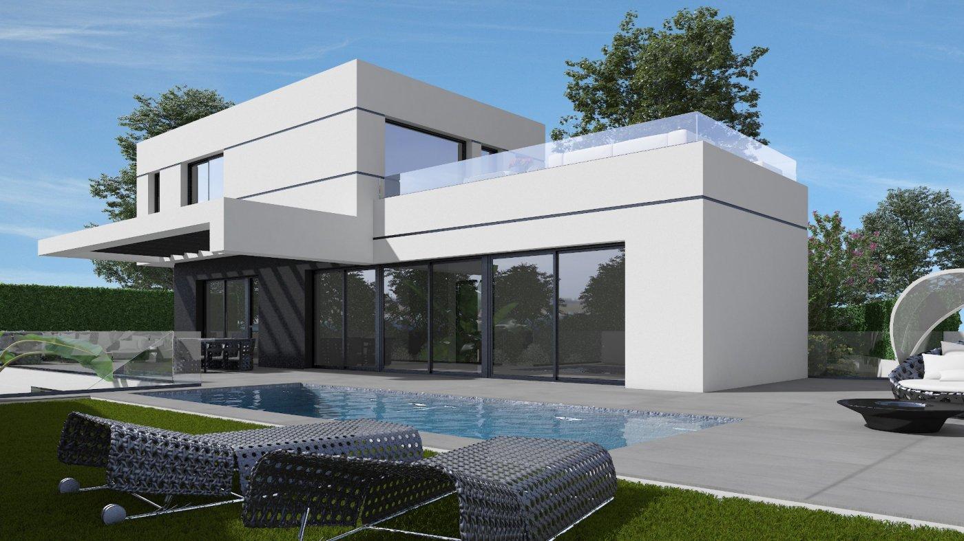 villa en polop · polop 580000€