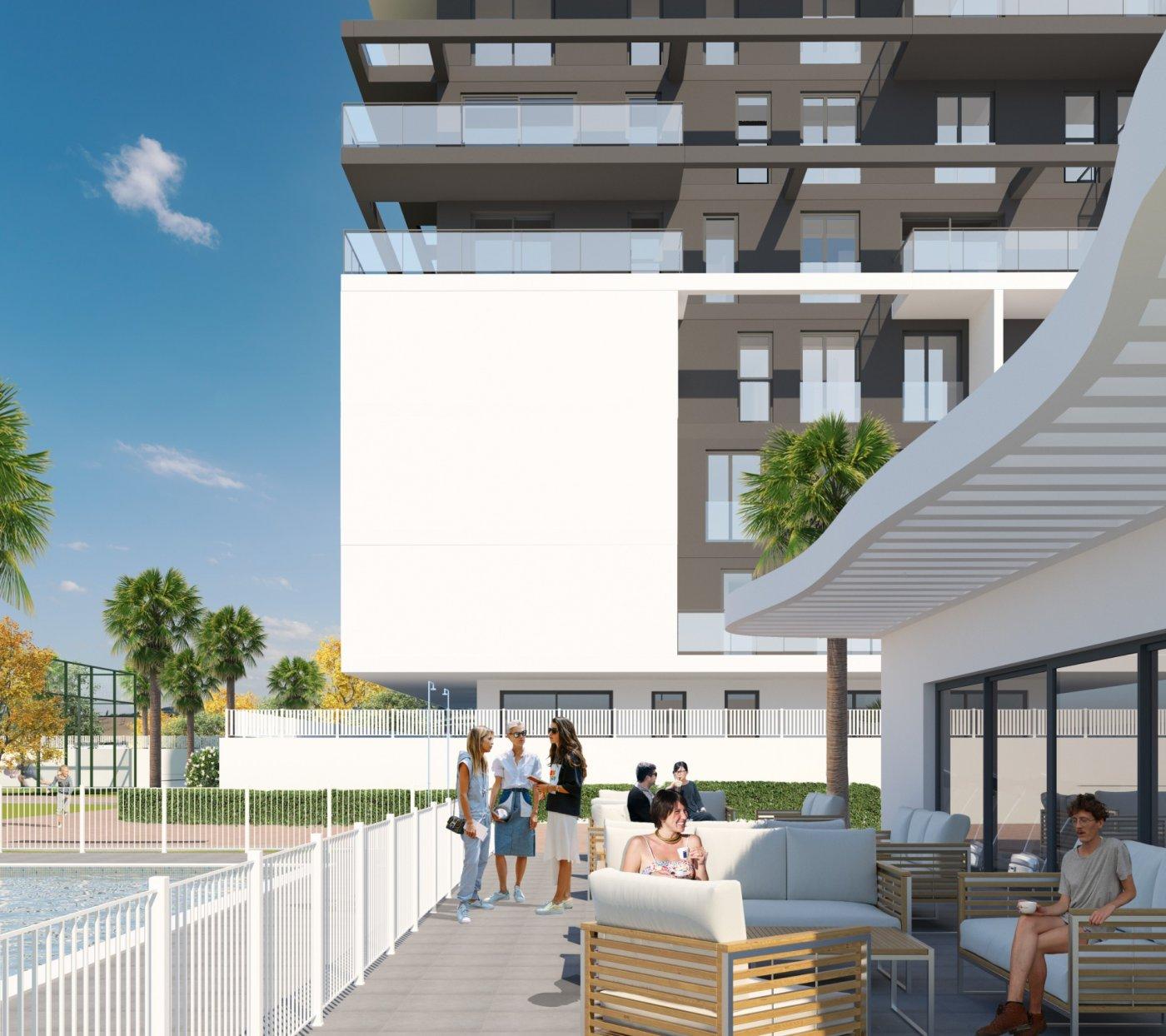 Estate Agents Moraira – Property for sale in Moraira – Apartment – Saladar – Calpe