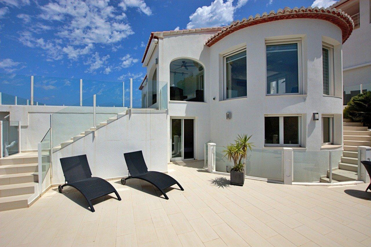 villa en benitachell · cumbre-del-sol 675000€