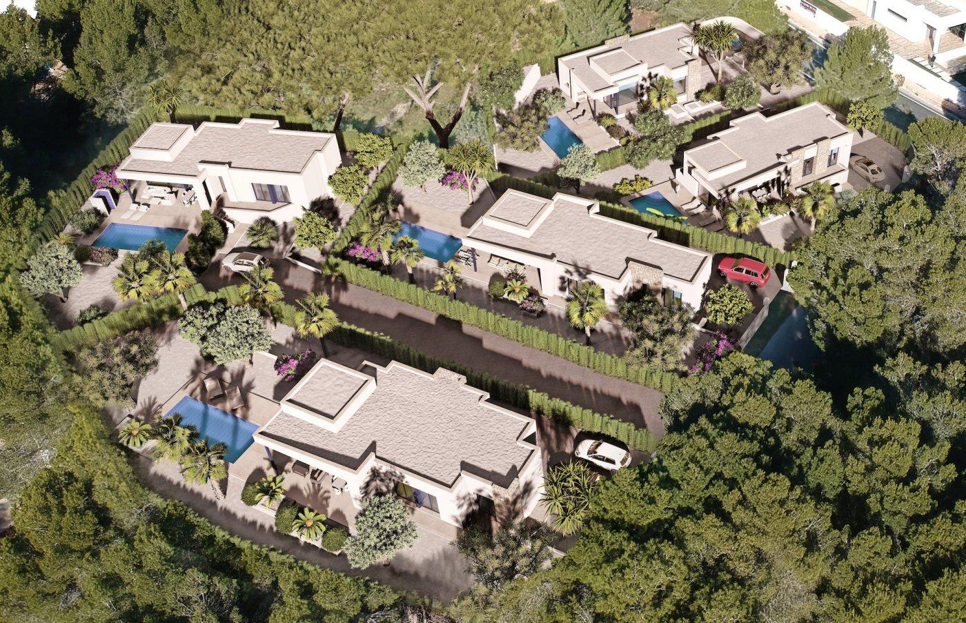 villa en benissa · fustera 545000€