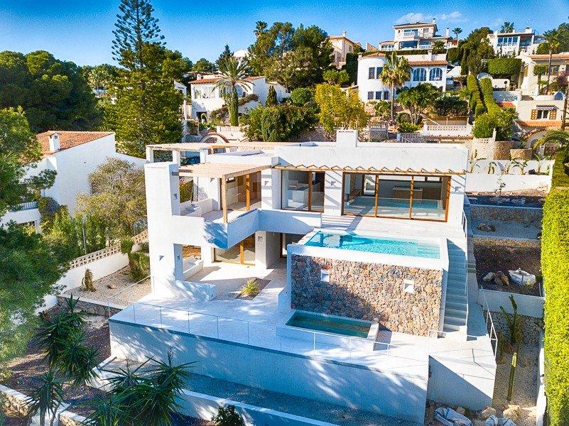 villa en moraira · pinar-del-abogat 950000€