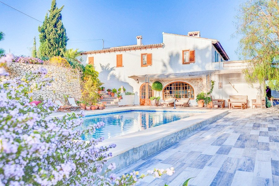 Country House in Moraira Moraira
