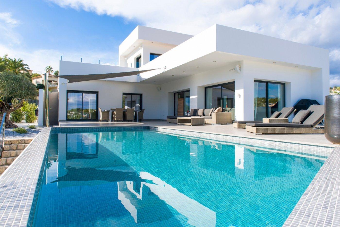 villa en benissa · fustera 895000€