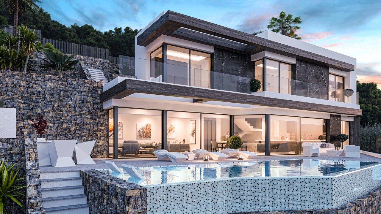 villa en calpe · maryvilla 1350000€