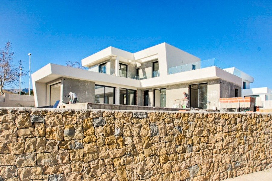 villa en calpe · calpe 925000€