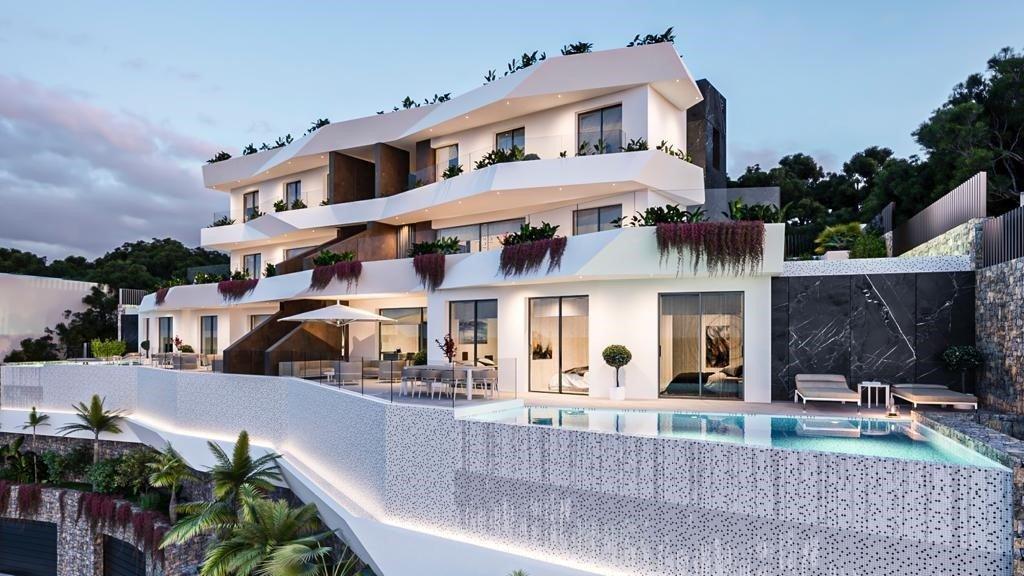 apartment en benidorm · benidorm 980000€