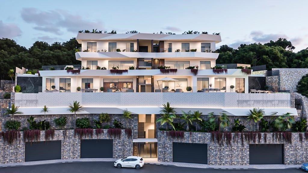 Estate Agents Moraira – Property for sale in Moraira – Apartment – Benidorm – Benidorm