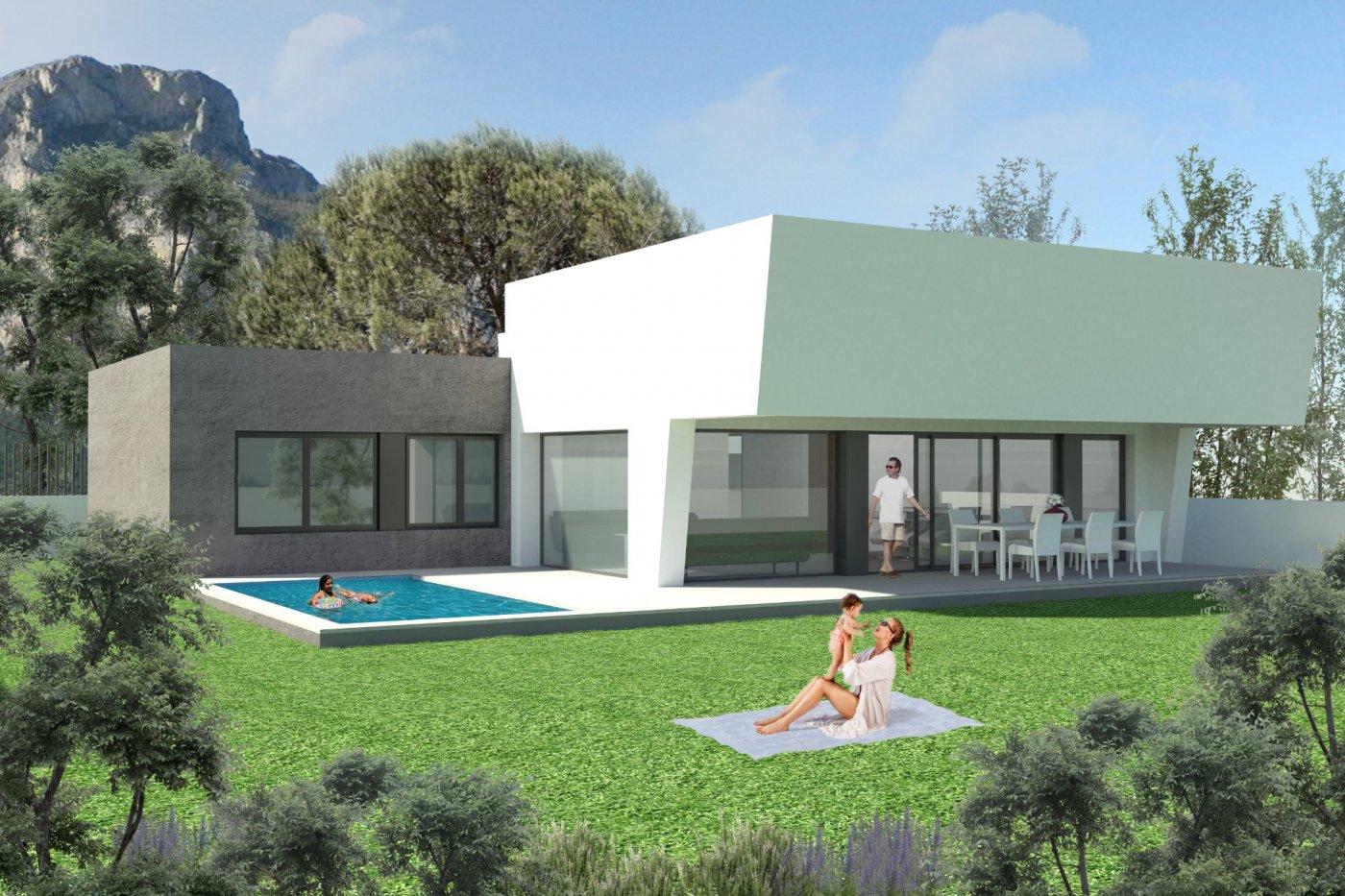 villa en polop · polop 395000€