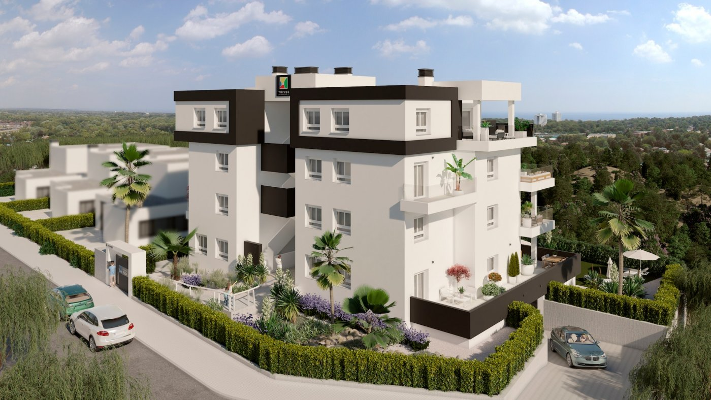 appartement en orihuela-costa · villamartin 183000€