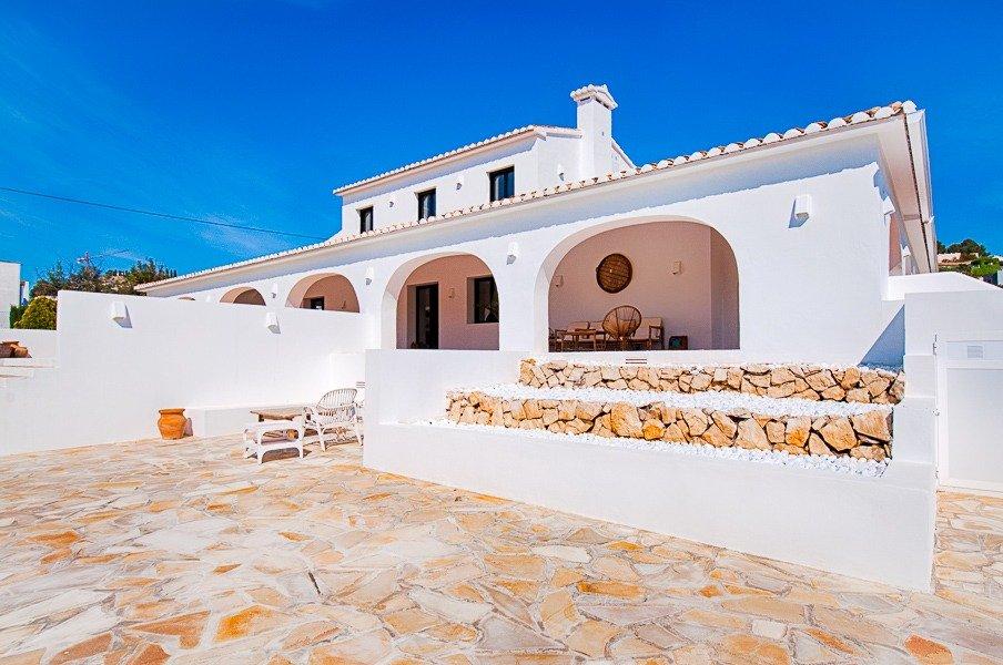 villa en benissa · magraner 1150000€