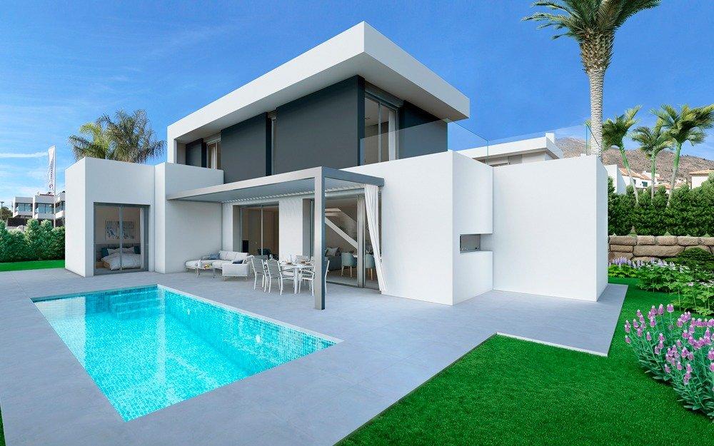 villa en finestrat · sierra-cortina 695000€
