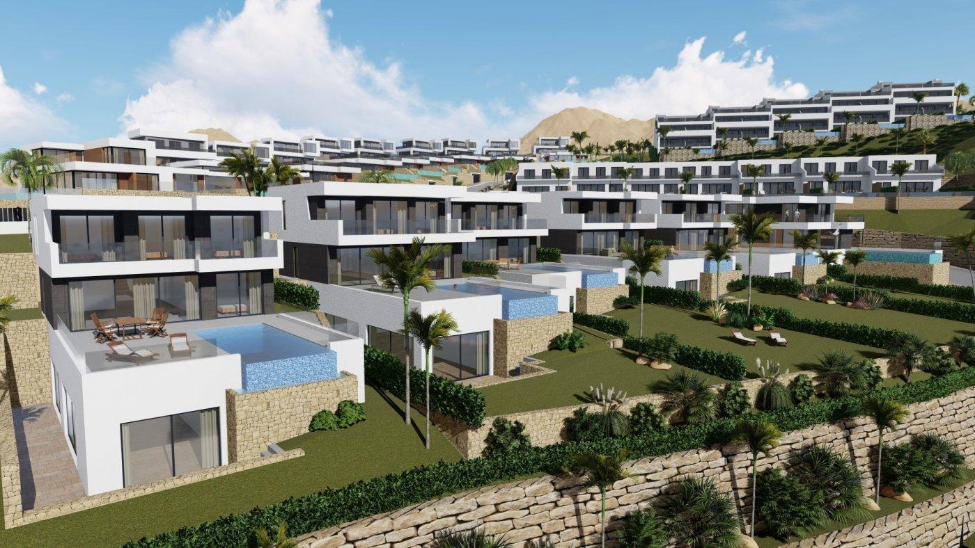 villa en finestrat · finestrat 680000€