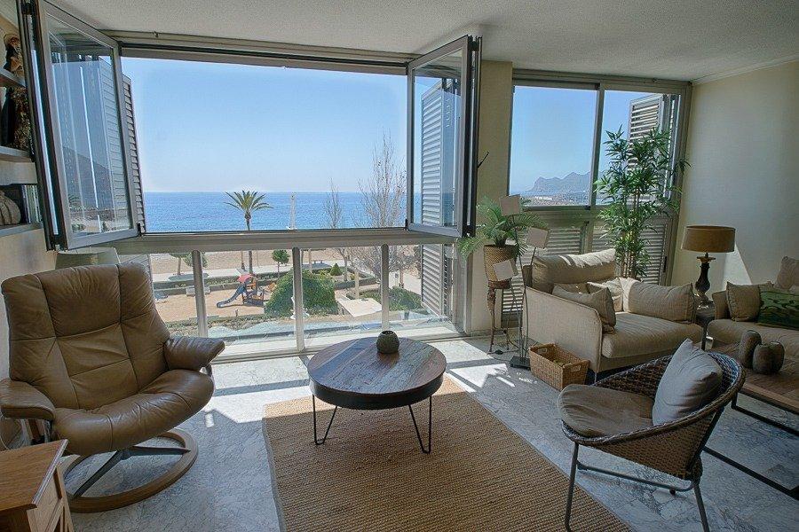 apartment en altea · 1a-linea 399000€