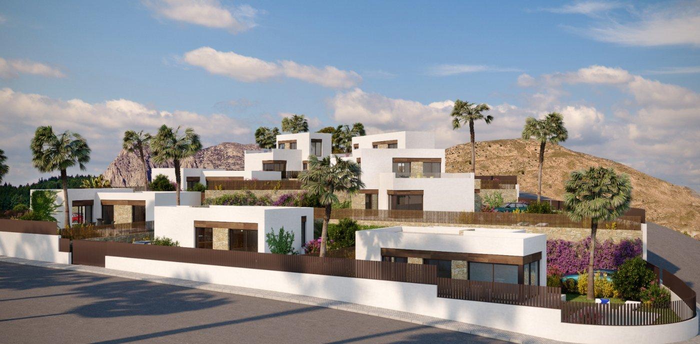 villa en finestrat · finestrat 395000€