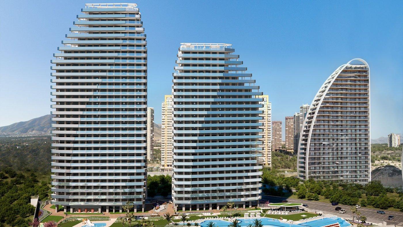 appartement en benidorm · 1ª-linea 380000€