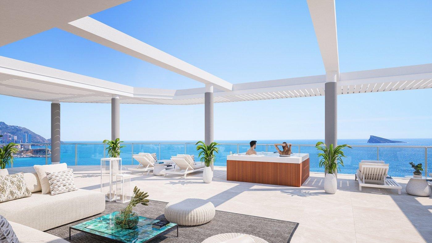 appartement en benidorm · 1ª-linea 841000€