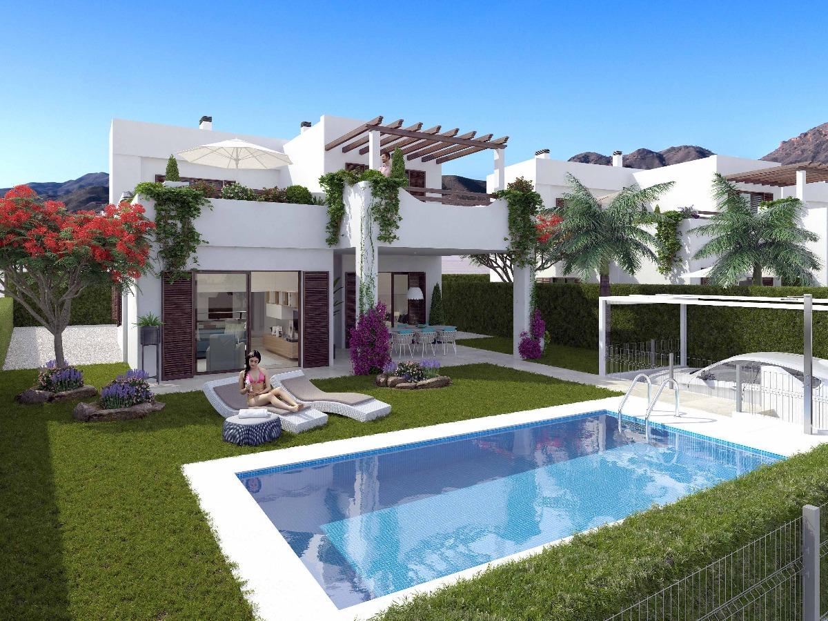 villa en san-juan-de-los-terreros · mar-de-pulpi 349000€