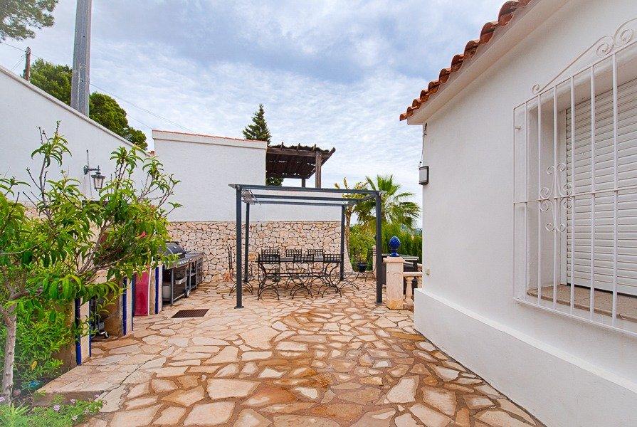 Estate Agents Moraira – Property for sale in Moraira – Villa – Cucarres – Calpe