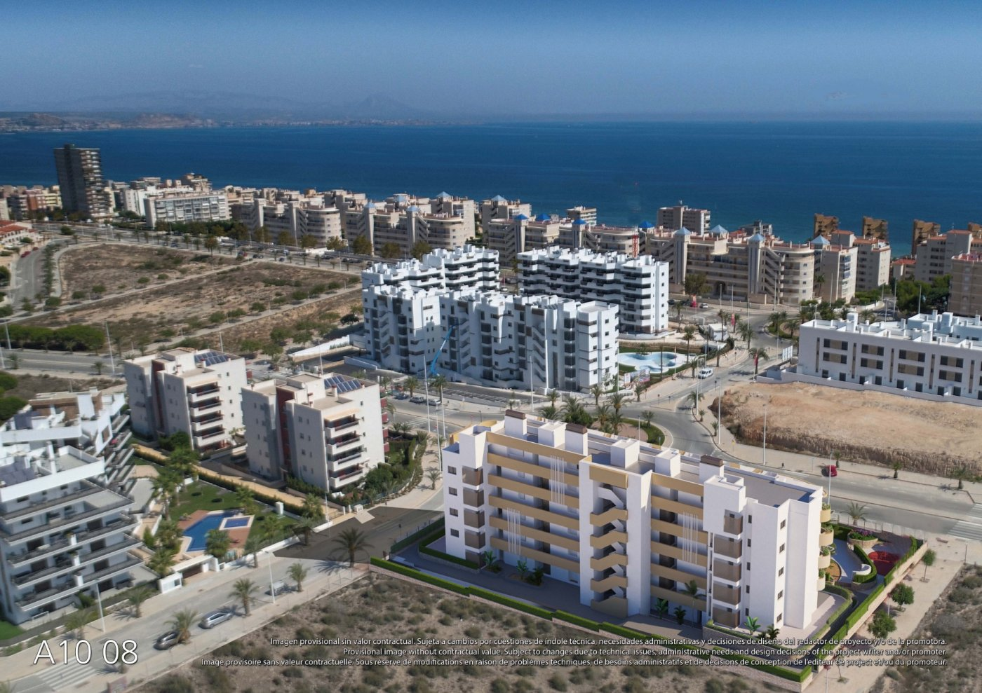 Estate Agents Moraira – Property for sale in Moraira – Apartment – Arenales Del Sol – Arenales Del Sol