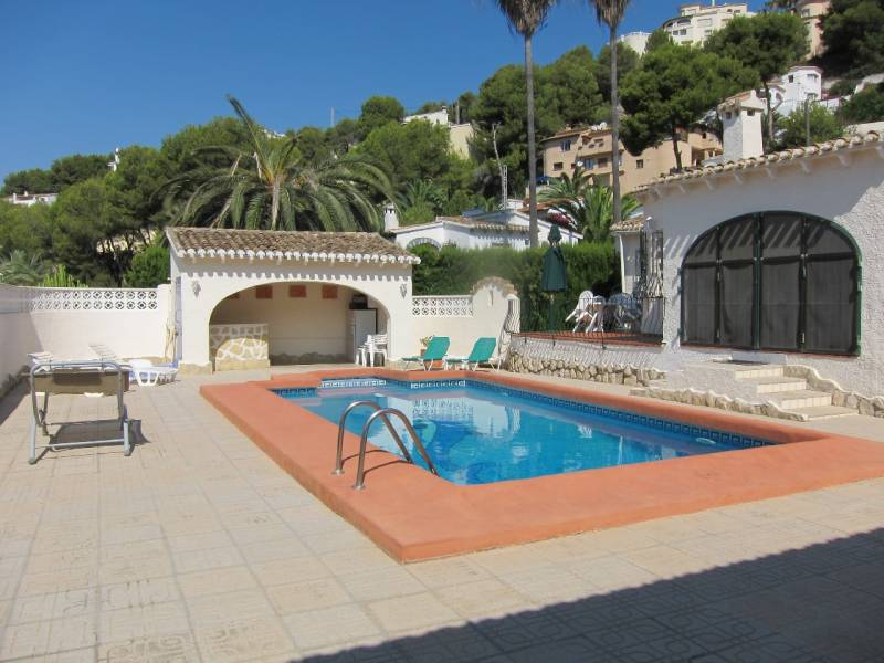 Villa - Ready To Move And Live - Verde Pino - Moraira