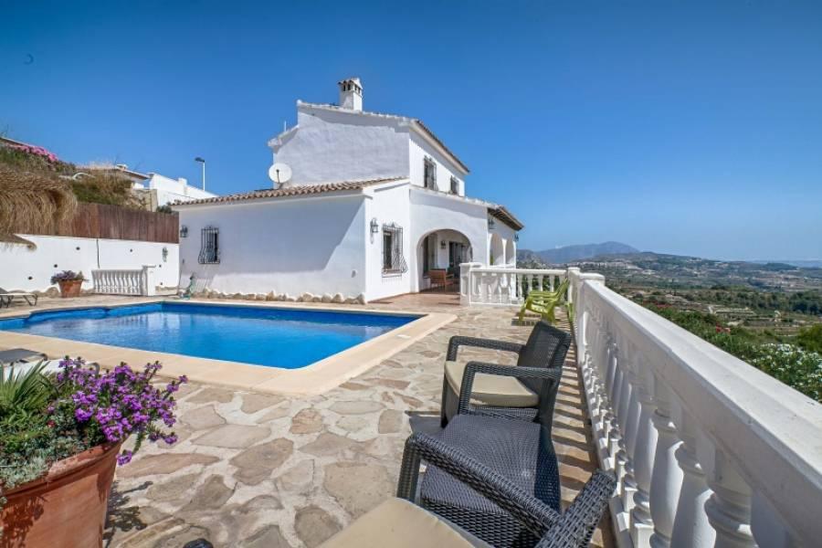 Villa in Moraira Coma de los frailes