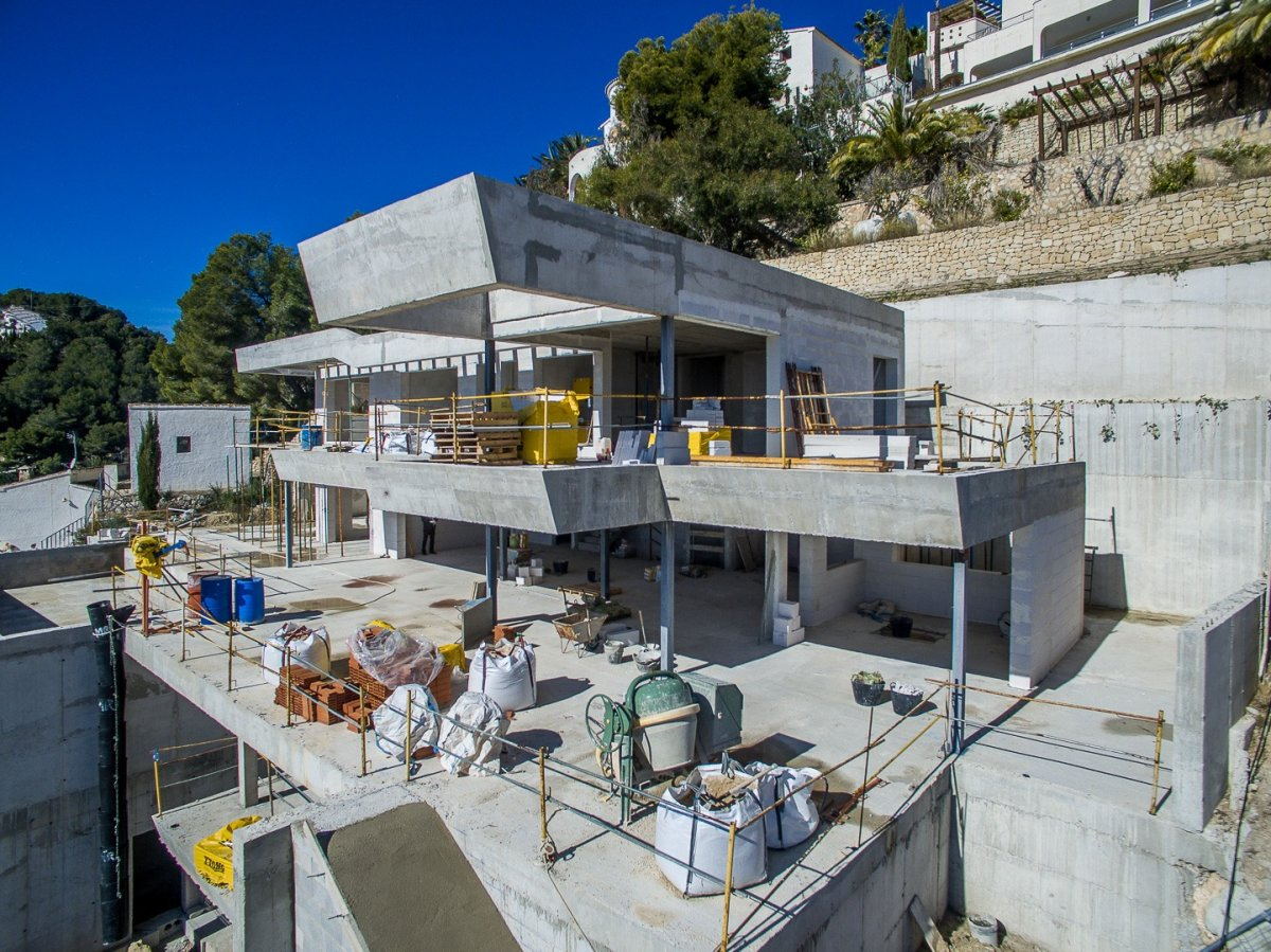 Villa - Under Construction - Benimeit - Moraira