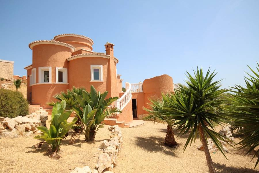 Villa - Ready To Move And Live - Tosalet - Jávea-Xàbia
