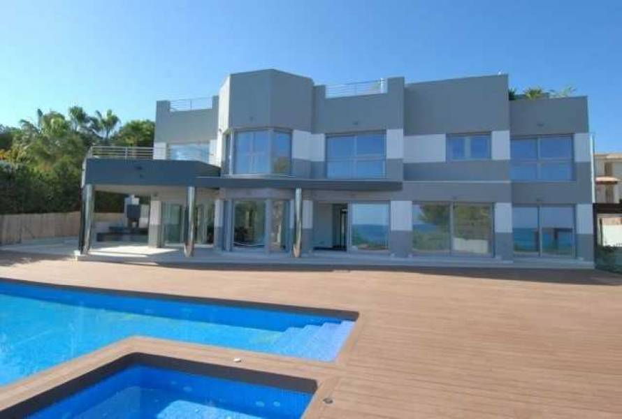 Villa - Ready To Move And Live - Basetes - Calpe