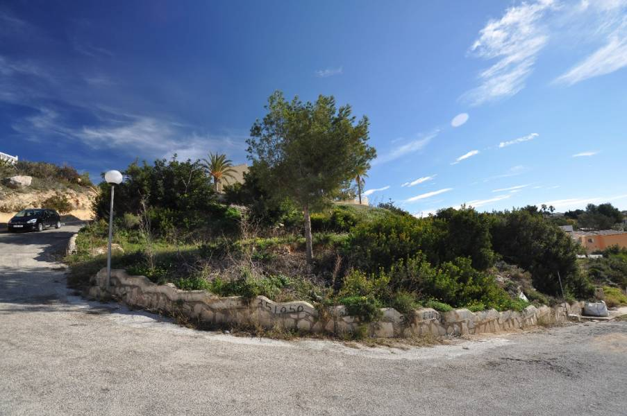 Villa in Benitachell Cumbre del sol