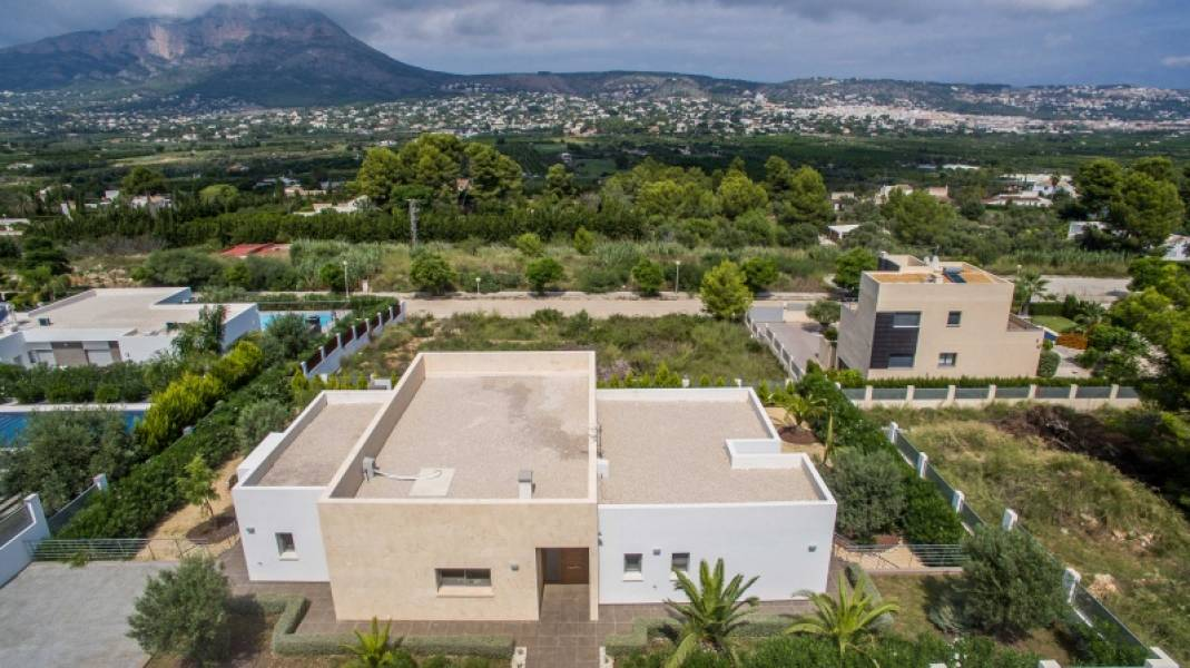 Villa - New Construction - Piver - Jávea-Xàbia