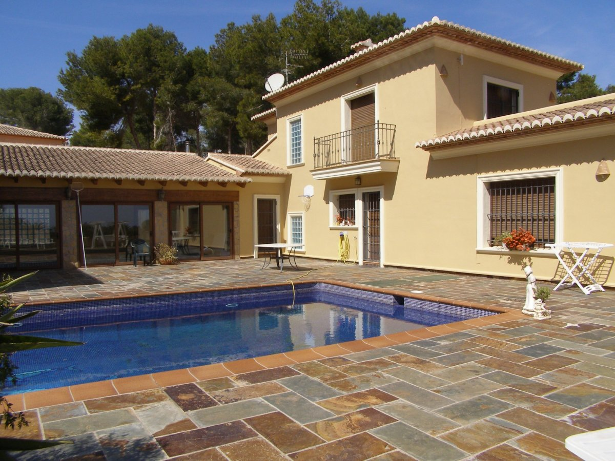 Villa - Ready To Move And Live - Moravit - Moraira
