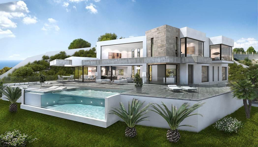 Villa - En Proyecto - Coma De Los Frailes - Moraira
