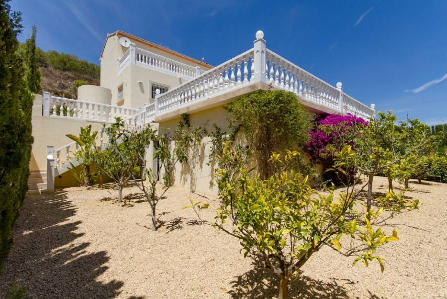 Villa - Ready To Move And Live - Gran Sol - Calpe