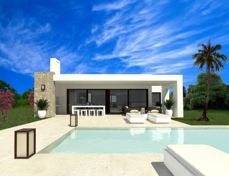 Villa - En Proyecto - Pinar Del Abogat - Moraira