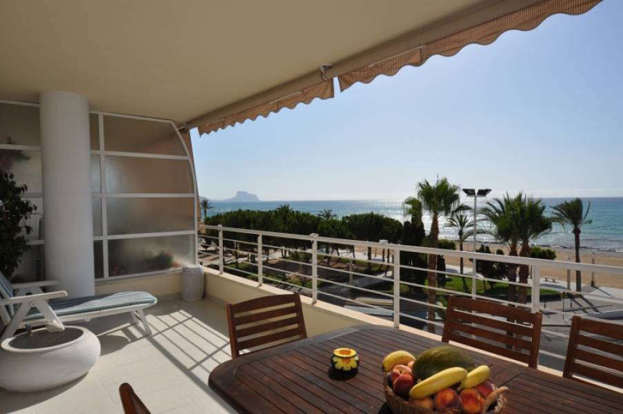 Apartment in Altea 1a linea