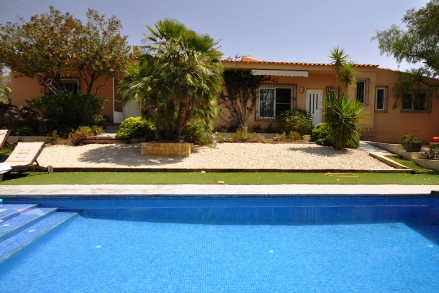 Country House in Altea Altea