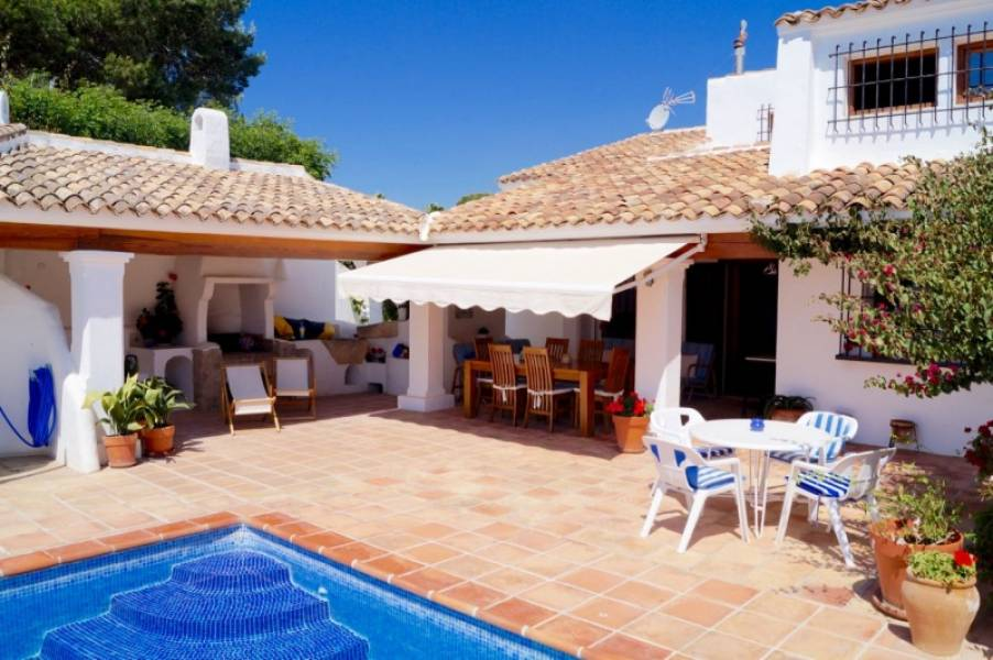 Villa - Ready To Move And Live - Cap Blanc - Moraira