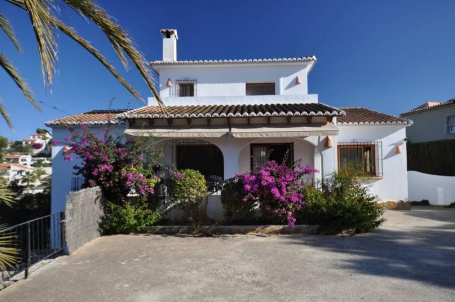 Villa - Ready To Move And Live - Costera Del Mar - Moraira