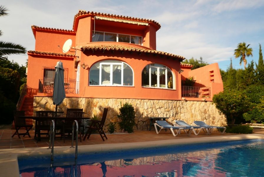 Villa - Ready To Move And Live - Tabaira - Moraira