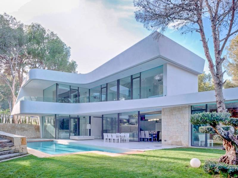 Villa - New Construction - Altea - Altea