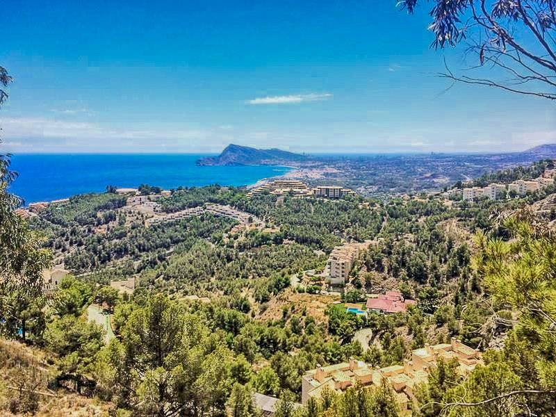 plot en altea · altea-hills 330000€