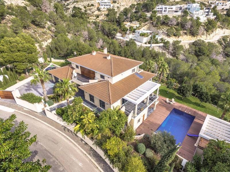 Villa - Ready To Move And Live - Altea La Vella - Altea