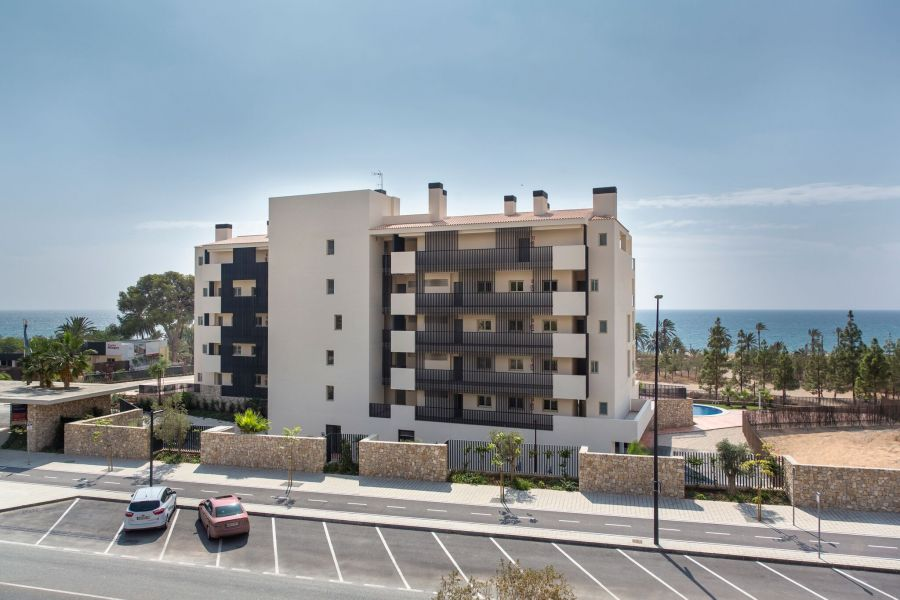 Apartment - Ready To Move And Live - 1a Linea - Villajoyosa