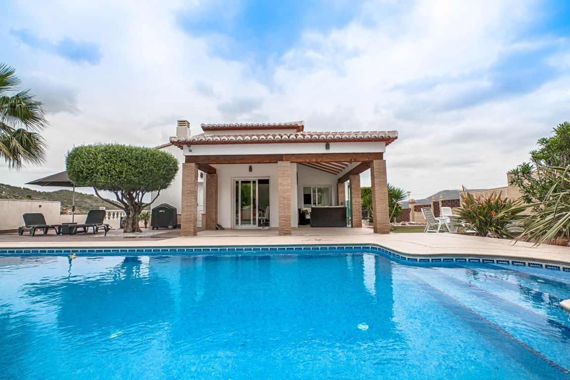 Villa - Ready To Move And Live - Raco De Nadal - Benitachell